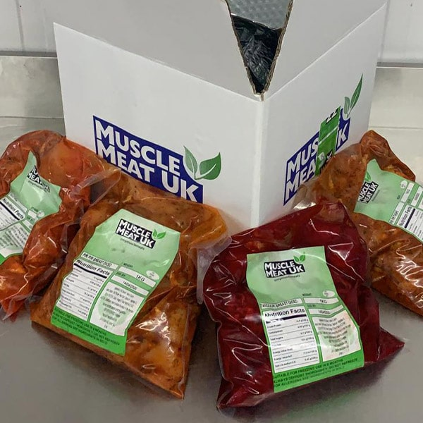Muscle Meat Fab 4 pack